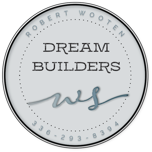 dream builders custom homes logo
