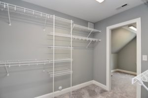 4714 Farm Bell closet with bonus room