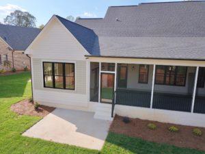 5822 Zinfandel, view of back porch