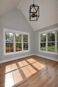 5822 Zinfandel St in The Arbors, vaulted dining room off kitchen