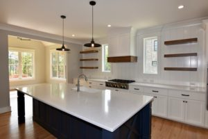 5822 Zinfandel St in The Arbors, huge island in kitchen