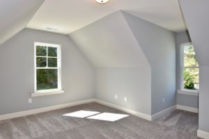 Upstairs bonus room at 3268 Farm Bell.