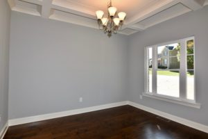 Office or formal dining room at 3268 Farm Bell.