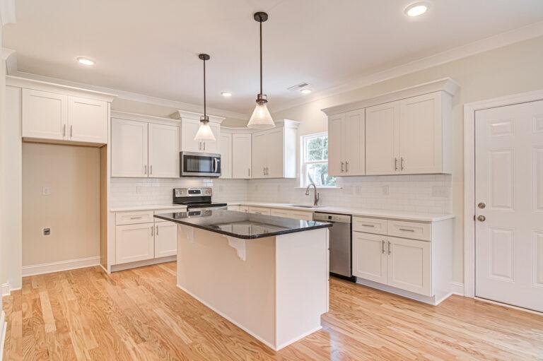 3865 Shattalon Dr kitchen island