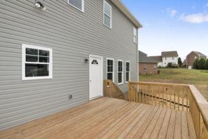 4780 Farm Bell back deck