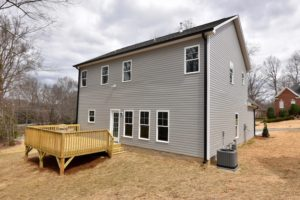 4714 Farm Bell back of house