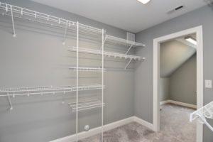 4714 Farm Bell closet with bonus room